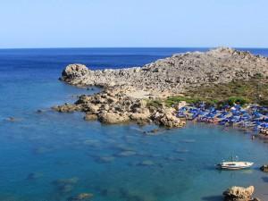 Graikijos salos liepos mėn.