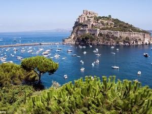 Poilsis Italijoje, Iskijos saloje!