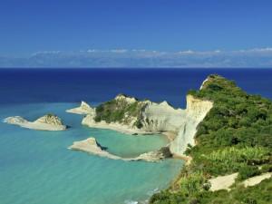 Atostogos nuostabioje Korfu saloje gegužės mėnesį!
