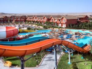 Labai geras pasiūlymas atostogoms su vaikais Egipte, viešbutyje su dideliu vandens parku!