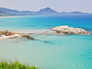 Atostogos Sardinijoje – saloje, kuri garsėja paplūdimiais, primenančiais Karibų pakrantę!
