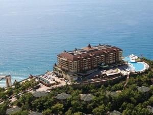 """Rudens atostogos puikiai įvertintame Turkijos viešbutyje – """"Utopia World""""!"""