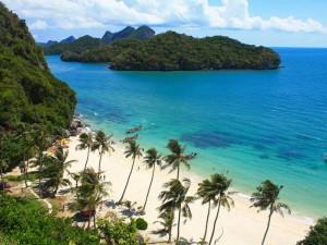 Egzotiškasis Tailandas: Bankoko pažinimas ir poilsis Ko Čango saloje!