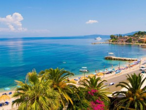 Poilsis Korfu saloje rugsėjo mėnesį!